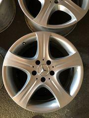 4 x original Mercedes E
