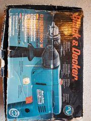 Bohrmaschine Black Decker