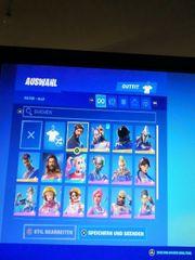 Fortnits OG Account 50 Skins