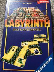 Labyrinth der Meister Kartenspiel