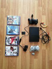 Playstation 2 plus Spiele