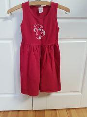 Mädchenkleider 116
