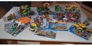 Lego City XXL Set