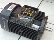 Grundfos Drehstrom-Motor