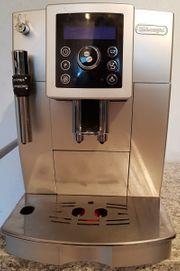 EspressoKaffee Cappuccino-Vollautomat De Longhi ECAM23