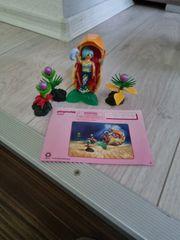 Playmobil Meerjungfrau mit Schneckengondel 70098