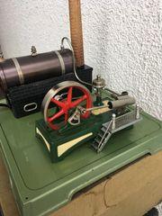 Dampfmaschine Fleischmann Modell