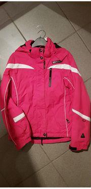 Skijacke Icepeak pink Mädchen Gr