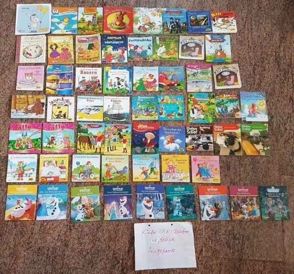 Komplett haufenweise Kinder PIXI Bücher