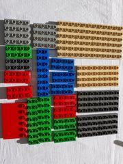 Lego Duplo Bauplatten Bund Sortiert