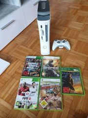 Xbox 360 Ctroller 3 Spiele