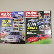Autokataloge 2000 u 2001