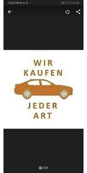 Ankauf PKW Kfz Fahrzeug Audi