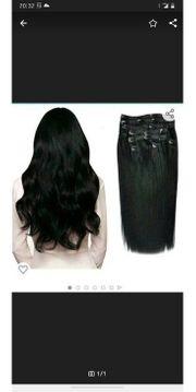 extension unechtes Haare 250g