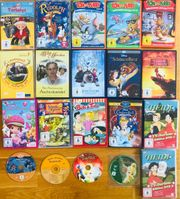 Kinder DVD-Set