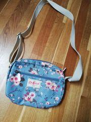 Cath Kidston Tasche blau mit