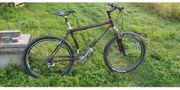 Mountainbike Trek 920er singletrack