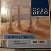Tischdeko Kerzenständer