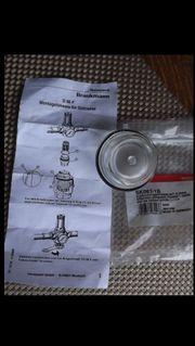 Wasserfilter für Druckminder