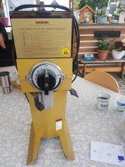 Eduscho Cafe mahl Maschine