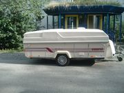 Esterel Caravan Anhänger Wohnwagen mit