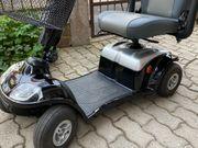 Seniorenmobil Elektromobil Kymco Spiekeroog Special