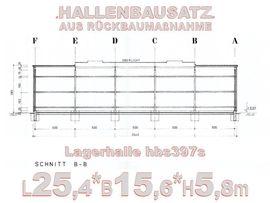 Bild 4 - Rückbau- Stahlhalle Lagerhalle 25 4 - Berlin