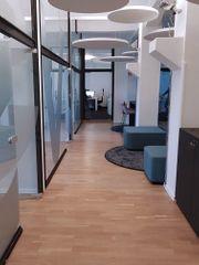 2-6 Schreibtischplätze 1 -2 Büroräume