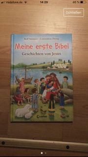 Meine erste Kinder Bibel neu