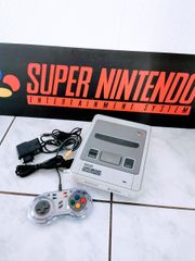 Super Nintendo SNES Spielkonsole 1