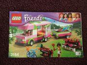 Lego friends Abenteuer Wohnmobil