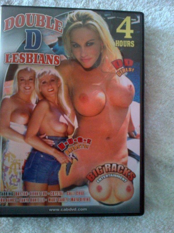 Double D Lesbians DVD 4