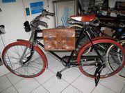 Indienrad mit E-Frontmotor Pedelec