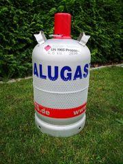 ALUGAS - Flasche 11 KG
