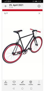 Fixie Bike zu verkaufen neuwertig