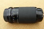 Exakta Zoomobjektiv 70-210mm für Pentax