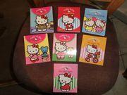 HELLO KITTY Minibücher 0 50