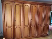 Schlafzimmerschrank 2 Nachttische Sideboard
