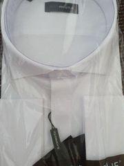 Herren Smokinghemd Kläppchenkragen 3XL Größe