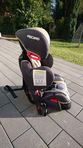 Bild 4 - Recaro Kindersitz - Mannheim Seckenheim
