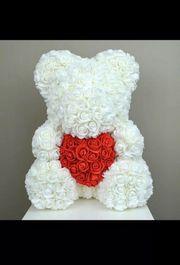Rosenbär Rose Bär Rosen Teddy