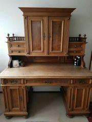 Antiker Vollholz Tisch aus ca