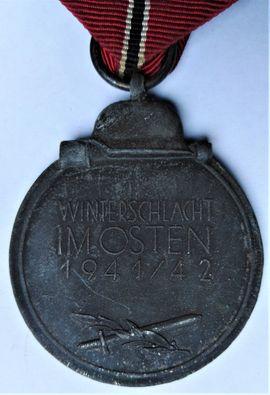 Sonstige Antiquitäten - Medaille am Bande - WINTERSCHLACHT im