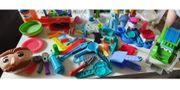 Play-Doh Sammlung und kinetic sand