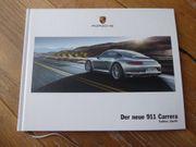 Der neue 911 Carrera Porsche