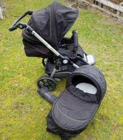 Teutonia BeYou Kinderwagen mit Babywanne