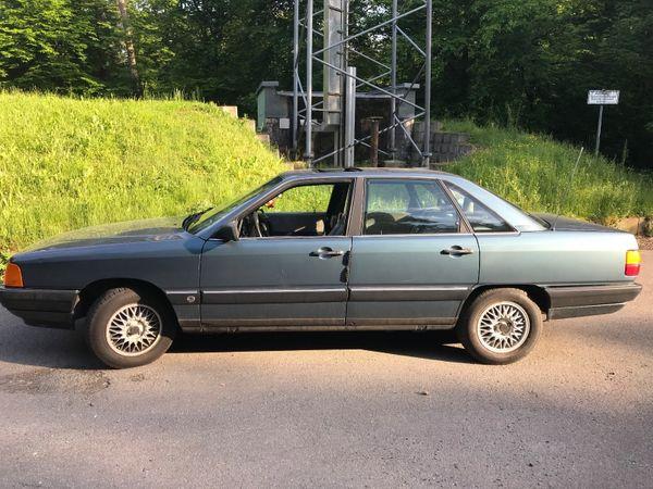 Audi 100 CC mit H-