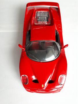 Bild 4 - Ferrari F50 Coupe Rot 1996-1997 - - Karlsruhe Innenstadt-Ost
