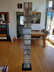 CD Ständer aus massivem Metall