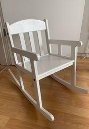IKEA Sundvik Schaukelstuhl